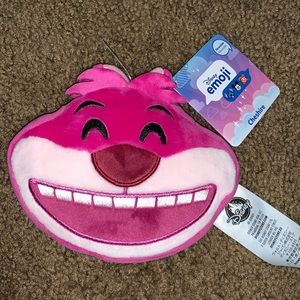 Disney Cheshire Cat Mini Pillow Emoji